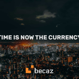 Time is now the Currency!
