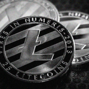 Litecoin LTC price recovers to $54; drop to $36 in sight