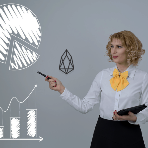EOS price falls by over 9%