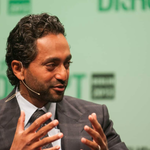 Bitcoin was created for a moment like this, billionaire investor Palihapitiya