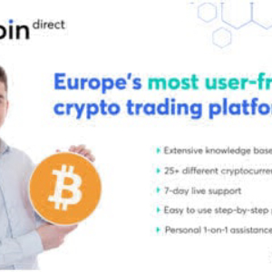 Anycoin Direct launches innovative new platform
