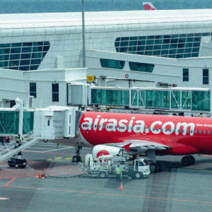 First AirAsia blockchain flight carries cargo only