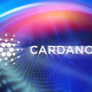 Cardano ADA price moving up
