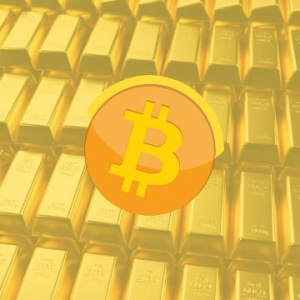 Uncorrelated Safe-Haven: Gold And Bitcoin Record 2-Day Price Surge Despite Plunging Markets