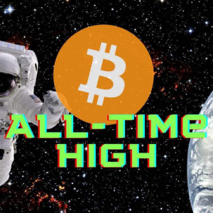 Bitcoin Just Broke The All-Time High Recorded In December 2017