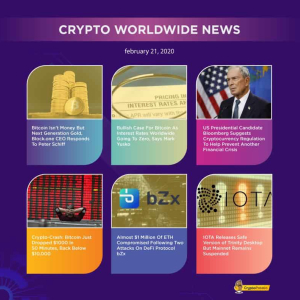 Bitcoin Plunges Below $10K Following Golden Cross, Tezos Breaking Records: The Crypto Weekly Market Update