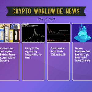 Crypto Weekly Update – Bitcoin At $6K: Fidelity FOMO, BitFinex FUD, BTC Dominance Surges