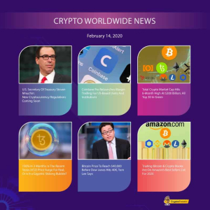 Bitcoin Breaking $10K As The Altcoin Season 2020 Continues: The Crypto Weekly Market Update
