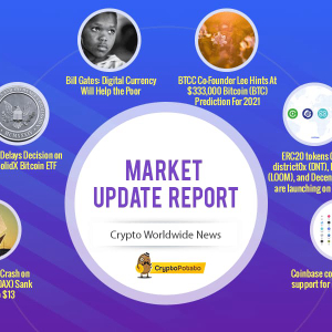 Crypto Market Update Dec.11: Capitulation On The Go Following Another Red Week