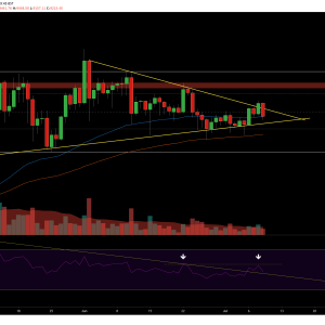 Bitcoin Price Analysis: BTC Plunges $250 Following Another Bart, Is $9000 Incoming?