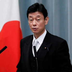Japan's Economy Minister Warns: Concerns Of The Coronavirus Impacting Global Economy Grow