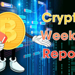 Bitcoin Loses Key Support At $9,000 Following a Volatile Week: Weekly Crypto Market Update