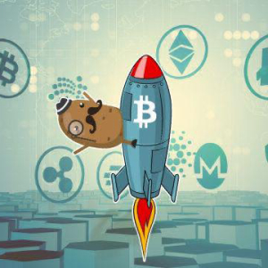 Bitcoin and Altcoins Surging In Contrast To Tumbling Global Markets Amid Coronavirus