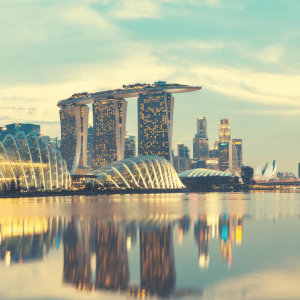 Singapore's Biggest Bank Reportedly Launched A Bitcoin Exchange