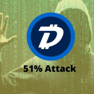 DGB Holders Beware: Following 300% Monthly Surge, DigiByte Is Open to 51% Attack (Analysis)