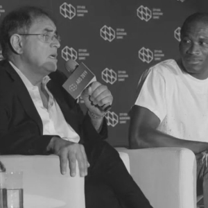 Nouriel Roubini lost his cool during debate with BitMEX CEO Arthur Hayes