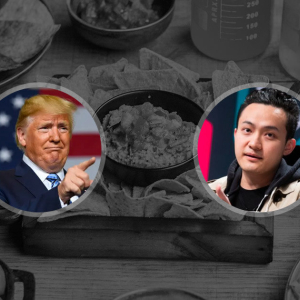 Donald Trump still hasn't responded to Justin Sun's Warren Buffett lunch invitation
