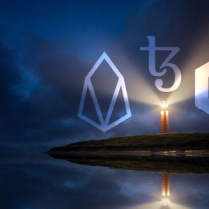 EOS, LINK, and XTZ are signaling a further advance