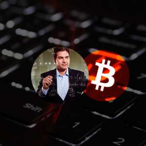 Bitcoin whitepaper and software copyrighted by Craig Wright, Bitcoin SV doubles