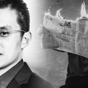Binance CEO to sue The Block for fake Shanghai police raid story