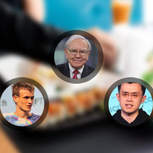 Justin Sun invites the founders of Ethereum, Litecoin, and Binance to lunch with Warren Buffett