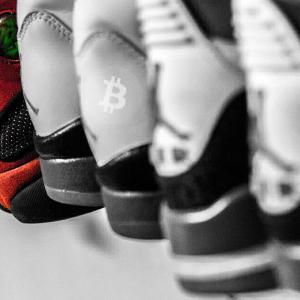 Use Bitcoin to go long Yeezys and short Air Jordans