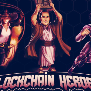 Crypto icons become superheroes in Blockchain Heroes trading cards