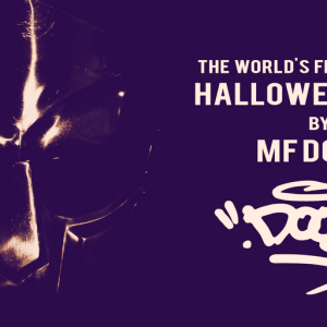 Just in time for Halloween: Rapper MF DOOM Auctioning NFT 'Masks'