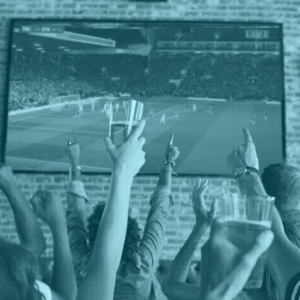 You can now earn crypto by watching sports at your local bar