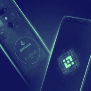 HTC Exodus 1 cryptophone gets Binance Edition upgrade