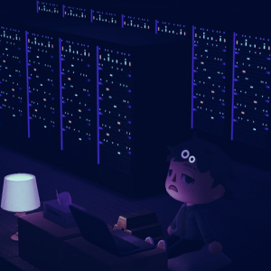 Someone built a Bitcoin mining farm in Animal Crossing