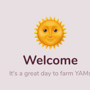 YAM: The emoji that drew $400M in less than a day