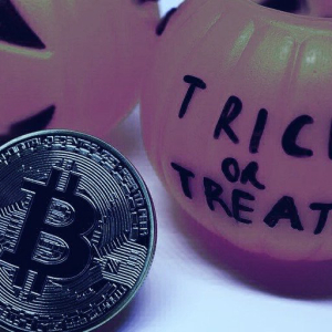 Halloween Spooks Bitcoin As Wall Street Suffers Worst Day Since June