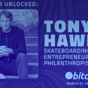 Pro skateboarder Tony Hawk to speak at Bitcoin 2020