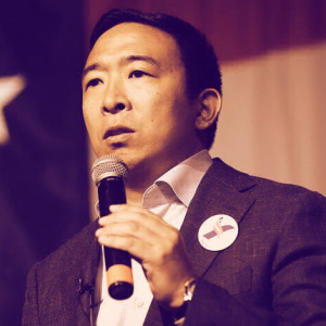 Andrew Yang's new non-profit could make crypto dreams a reality