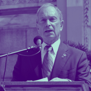 Presidential candidate Bloomberg targets crypto in financial reform plan