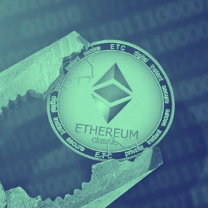 Ethereum Classic is being 51% attacked right now