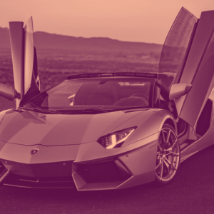How Lamborghinis can be used to predict Bitcoin's price
