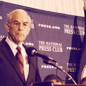 Libertarian Ron Paul Wants to Legalize Bitcoin and Abolish the IRS