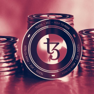 Tezos leads crypto top 10 with 7 percent surge