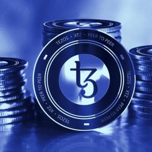 Tezos, Chainlink surge 5% as their rallies catch momentum