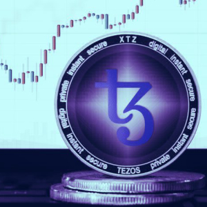 Tezos leads market recovery as Bitcoin struggles past $8K