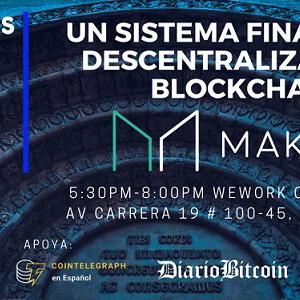 🇨🇴Colombia: Blockchain Academy hará meetUp sobre DeFi mañana en Bogotá