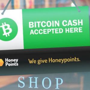 Desarrolladores lanzan plataforma de recompensas, HoneyPoints impulsada por Bitcoin Cash