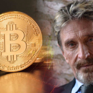John McAfee Cursing in New 'Bitcoin Play' App, Letting Users Earn Satoshis for Quiz Solving