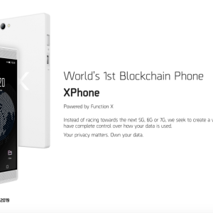 XPhone by Pundi X (NPXS) Allows You To Switch Between Blockchain and Android