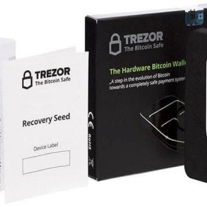We Are Giving Away x5 Trezor One! (White)