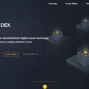 Binance Chain and Binance DEX Testnet Launched as BNB Continues to Thrive in The Crypto Markets