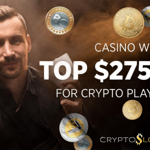 How One Crypto Player's Winnings have Reached $275k at CryptoSlots in Two Years