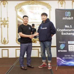 Bitsonic, Top 3 of Korea Crypto exhange is entering Vietnam market